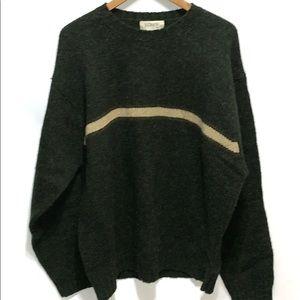 J. Crew Wool Crewneck Sweater Size XXL